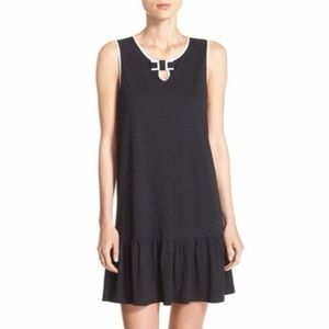 Kate spade black sleeveless dress